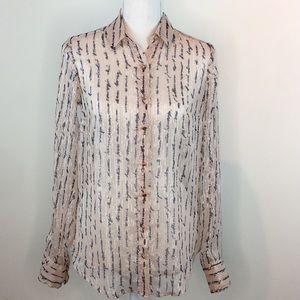🦋3/$25 A New Day Blouse